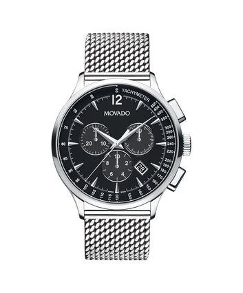MOVADO Movado Circa0606803 – Men's 42 mm bracelet chronograph - Front view