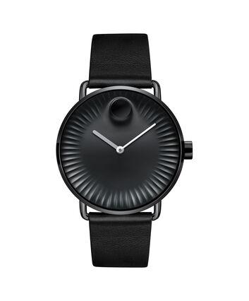 MOVADO Movado Edge3680039 – Men's 40 mm strap watch - Front view