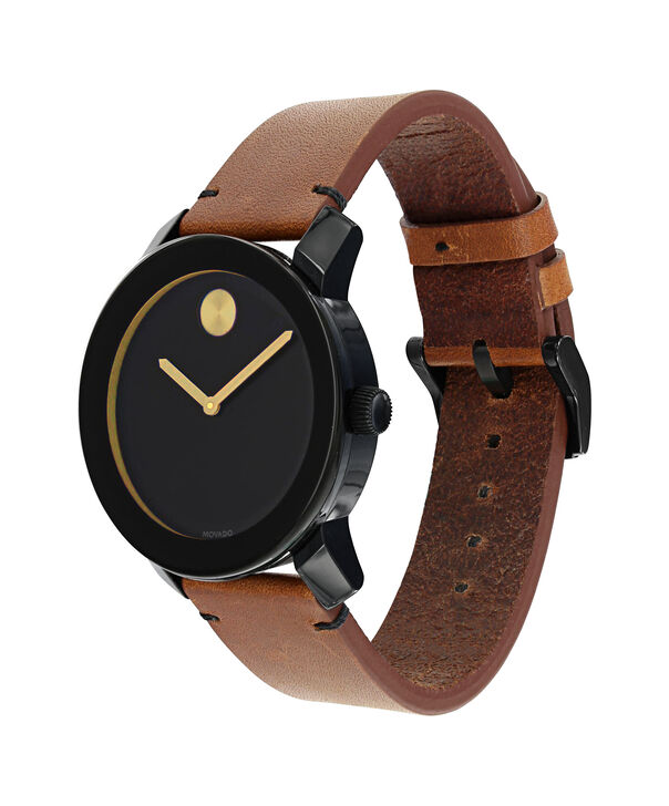 MOVADO Movado BOLD3600305 – 42 mm Colorado strap watch - Side view