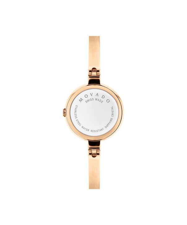 MOVADO Bela0607082 – Women's 25 mm bangle watch - Back view