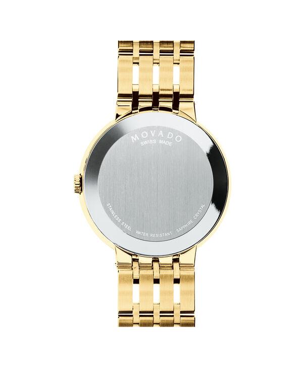 MOVADO Esperanza0607059 – Men's 39 mm bracelet watch - Back view
