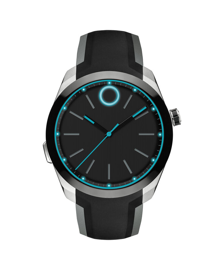 MOVADO Movado BOLD Motion3660001 – 44 mm smartwatch with Bluetooth® - Front view