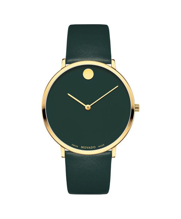 MOVADO Modern 470607260 – Movado.com EXCLUSIVE 40mm strap watch - Front view