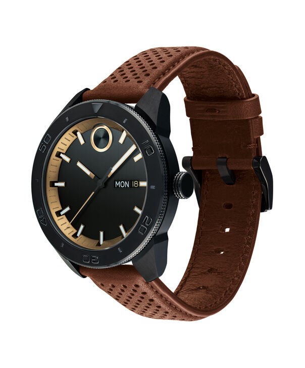 MOVADO Movado BOLD3600496 – 43 mm BOLD Sport strap watch - Side view