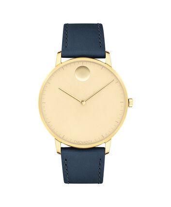 MOVADO Movado Face3640005 – Men's 41 mm strap watch - Front view