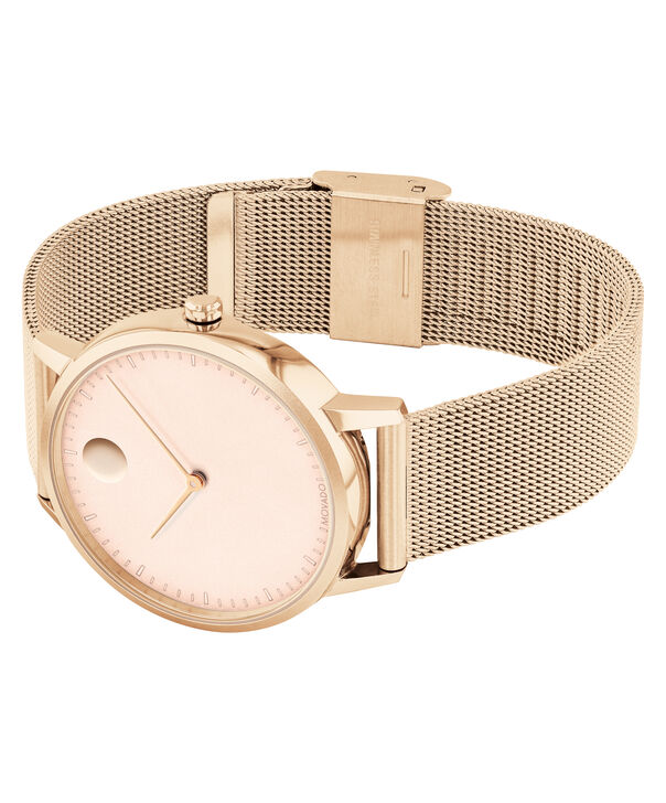 MOVADO Movado Face3640016 – Women's 35 mm bracelet watch - Side view
