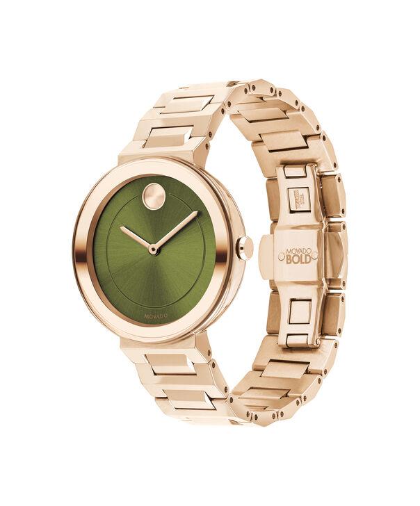 MOVADO Movado BOLD3600569 – 34 mm Metals bracelet watch - Side view