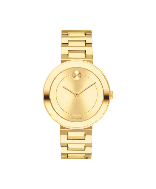 MOVADO Movado BOLD3600498 – 34 mm Metals bracelet watch - Front view