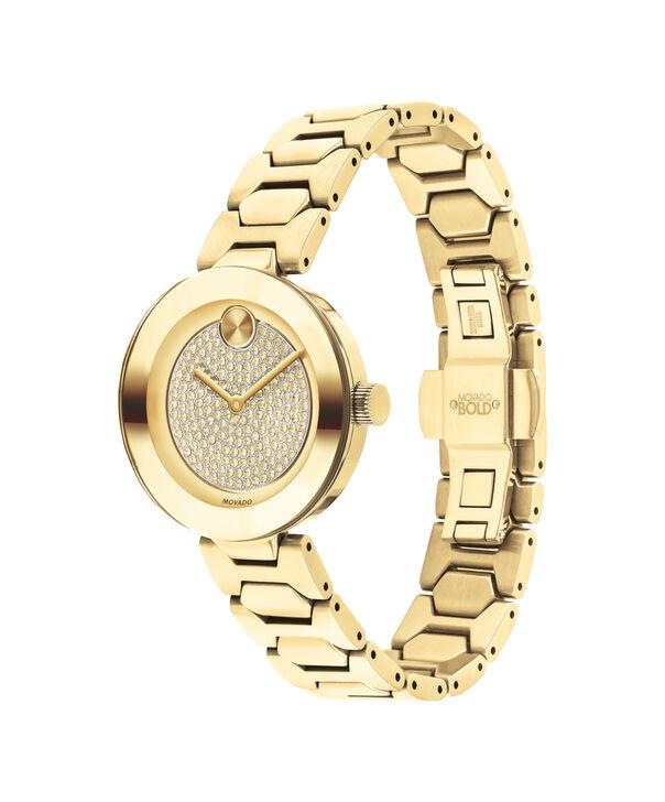 MOVADO Movado BOLD3600492 – 32 mm Metals bracelet watch - Side view