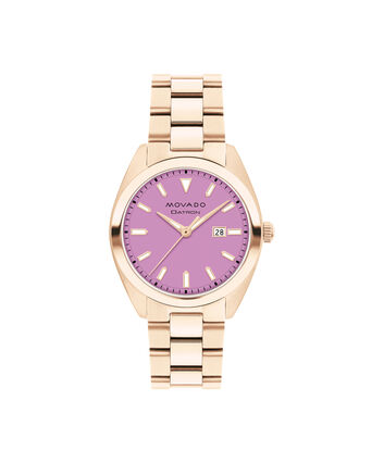MOVADO Movado Heritage Series3650079 – Women's 31 mm bracelet watch - Front view