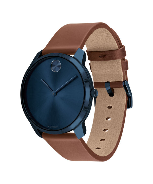MOVADO Movado Bold3600585 – 42mm BOLD Thin on Strap - Side view