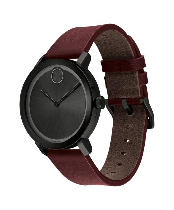 MOVADO Movado BOLD3600525 – Men's 40 mm strap watch - Side view