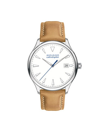 MOVADO Movado Heritage Series3650065 – Women's 36 mm strap watch - Front view