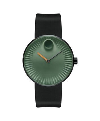 MOVADO Movado Edge3680041 – Men's 40 mm strap watch - Front view