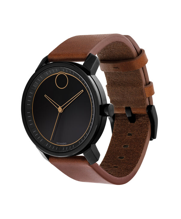MOVADO Movado BOLD3600489 – Men's 41 mm strap watch - Side view