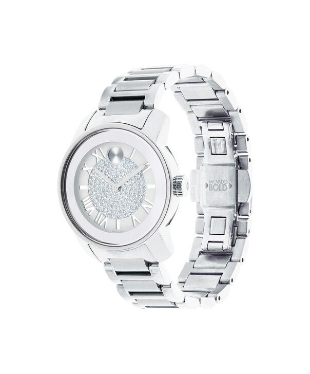 MOVADO Movado BOLD3600254 – 32 mm Luxe bracelet watch - Side view