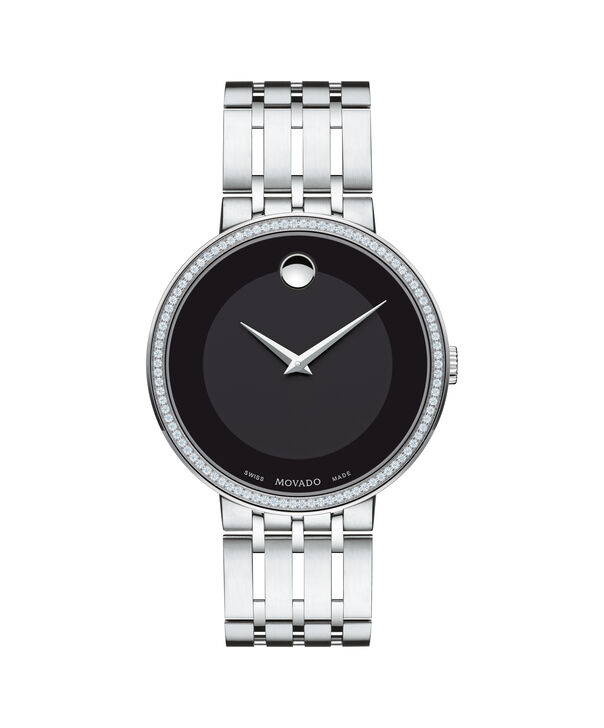 MOVADO Esperanza0607238 – Men's 39 mm bracelet watch - Front view