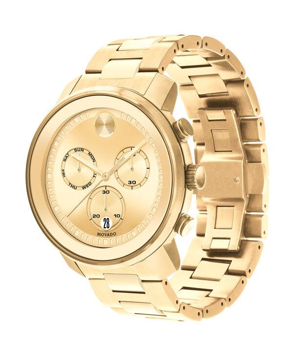 MOVADO Movado BOLD3600485 – 48 mm Metals bracelet chronograph - Side view