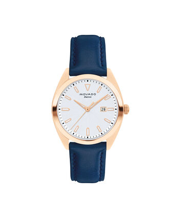 MOVADO Movado Heritage Series3650037 – Women's 31 mm strap watch - Front view