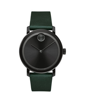 MOVADO Movado BOLD3600524 – Men's 40 mm strap watch - Front view