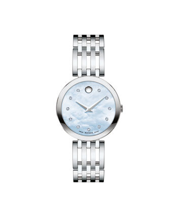 MOVADO Esperanza0607304 – Women's 28 mm bracelet watch - Front view