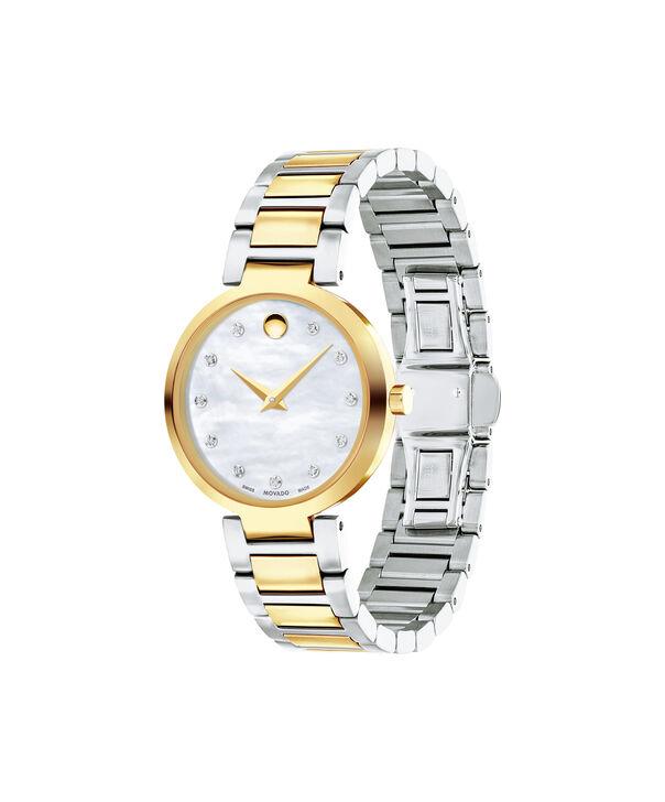 MOVADO Modern Classic0607103 – Women's 28 mm bracelet watch - Side view