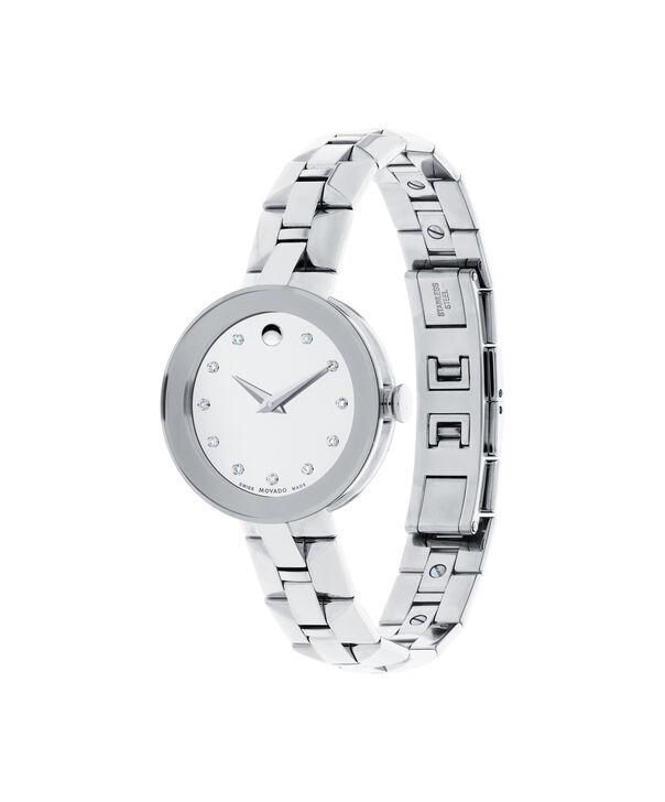 MOVADO Sapphire0606814 – Women's 28 mm bracelet watch - Side view