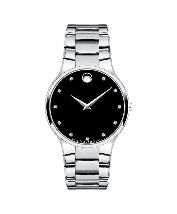 Movado | Serio Men's Stainless Steel Bracelet Watch