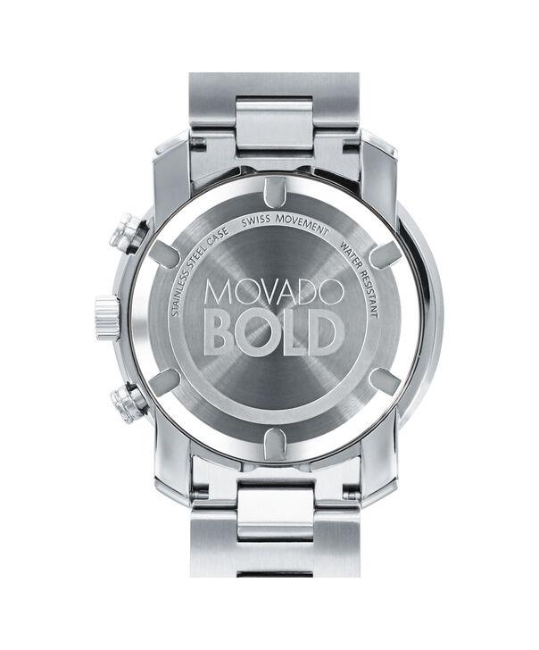 MOVADO Movado BOLD3600432 – 44 mm Metals bracelet chronograph - Back view