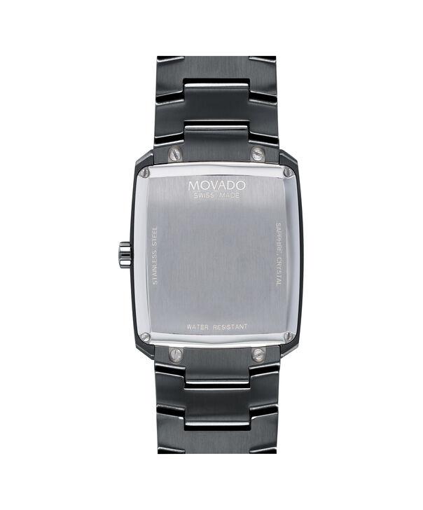 MOVADO Eliro0607187 – Men's 40 mm bracelet watch - Back view