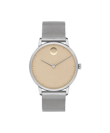 MOVADO Movado Face3640014 – Women's 35 mm bracelet watch - Front view