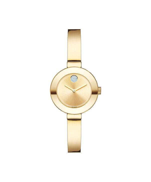 MOVADO Movado BOLD3600285 – 25 mm Metals bangle watch - Front view