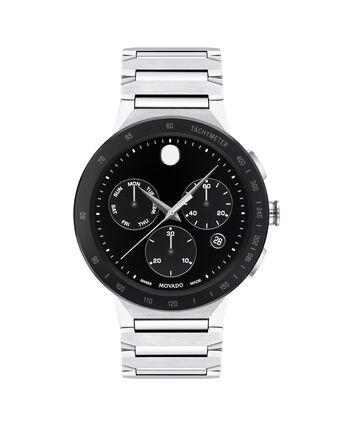 MOVADO Sapphire0607239 – Men's 43 mm bracelet chronograph - Front view
