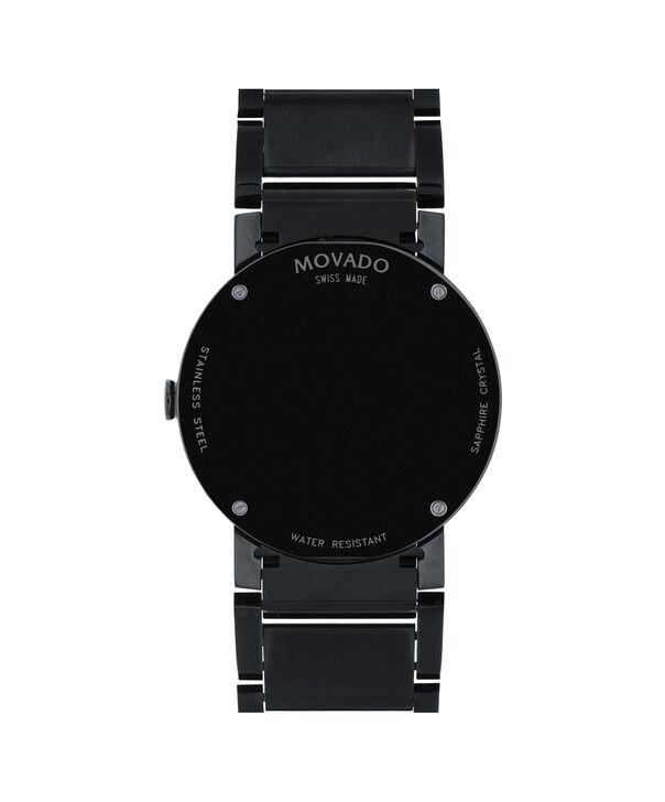 MOVADO Sapphire0606307 – Men's 38 mm bracelet watch - Back view