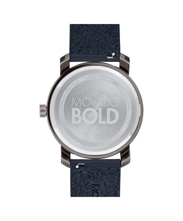 MOVADO Movado BOLD3600491 – Men's 41 mm strap watch - Back view