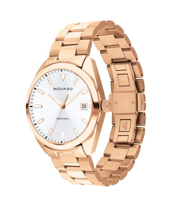 MOVADO Movado Heritage Series3650058 – Men's 39 mm bracelet watch - Side view