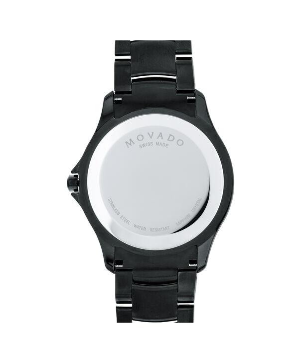 MOVADO Masino0607035 – Men's 40 mm bracelet watch - Back view