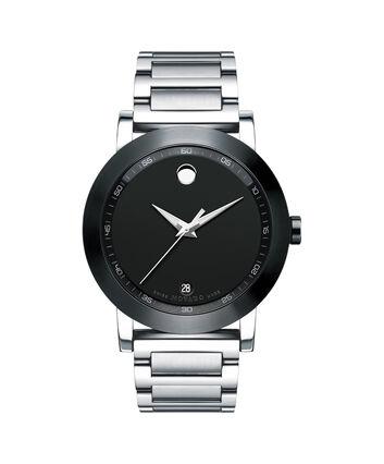 MOVADO Museum Sport0606604 – Men's 42 mm bracelet watch - Front view