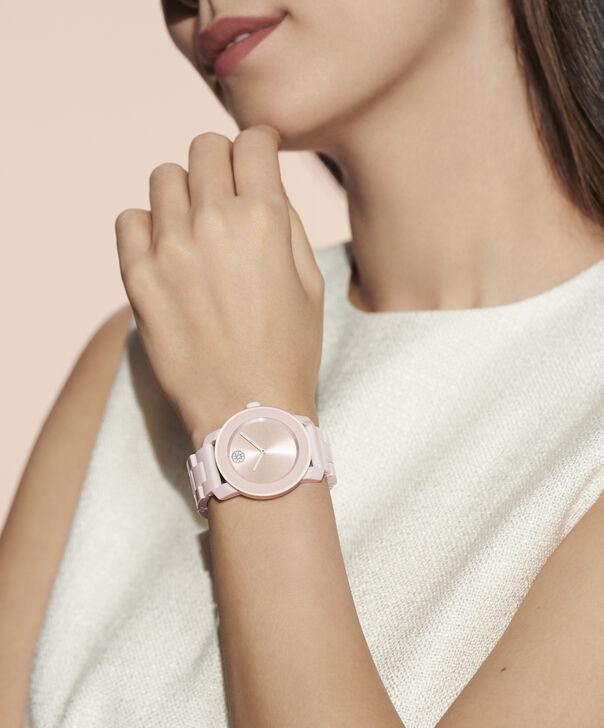 MOVADO Movado BOLD3600536 – 36 mm ceramic bracelet watch - Other view