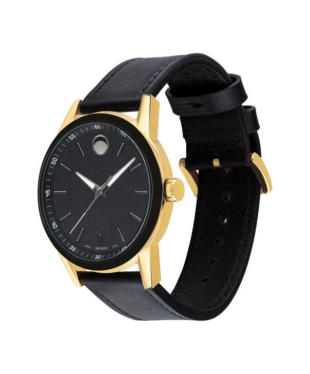 MOVADO Museum Sport0607223 – Men's 42 mm strap watch - Side view