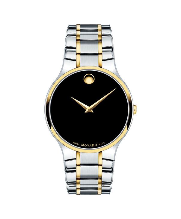 Movado | Serio Men's Two Tone Stainless Steel Bracelet Watch