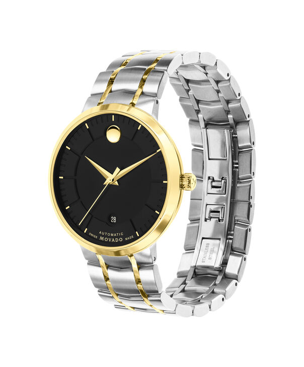 MOVADO 1881 Automatic0606916 – Men's 39.5 mm automatic 3-hand - Side view