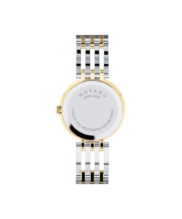 MOVADO Esperanza0607305 – Women's 28 mm bracelet watch - Back view