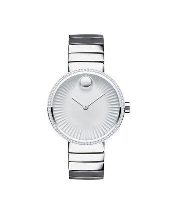 MOVADO Movado Edge3680033 – Women's 34 mm bracelet watch - Front view