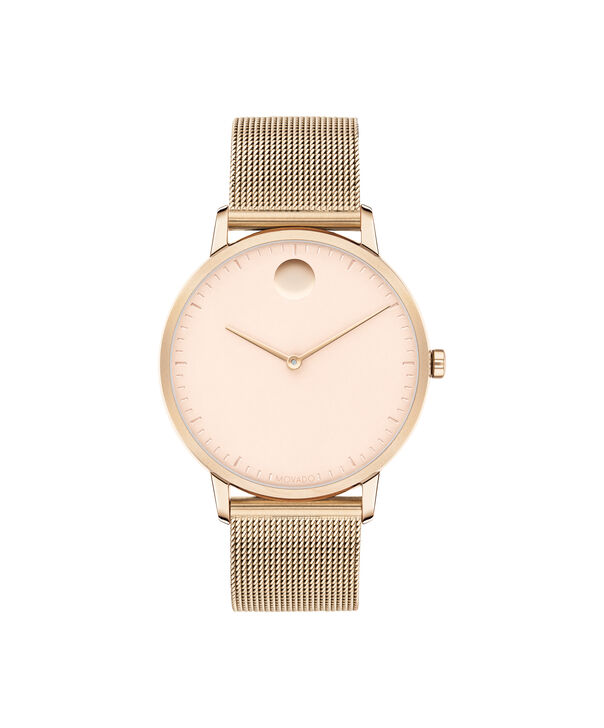 MOVADO Movado Face3640016 – Women's 35 mm bracelet watch - Front view