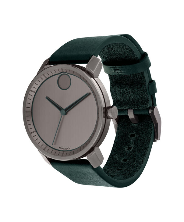 MOVADO Movado BOLD3600570 – Men's 41 mm strap watch - Side view