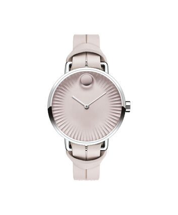 MOVADO Movado Edge3680037 – Women's 34 mm strap watch - Front view