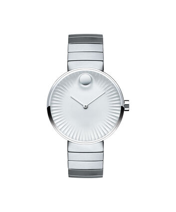 MOVADO Movado Edge3680015 – Women's 34 mm bracelet watch. - Front view