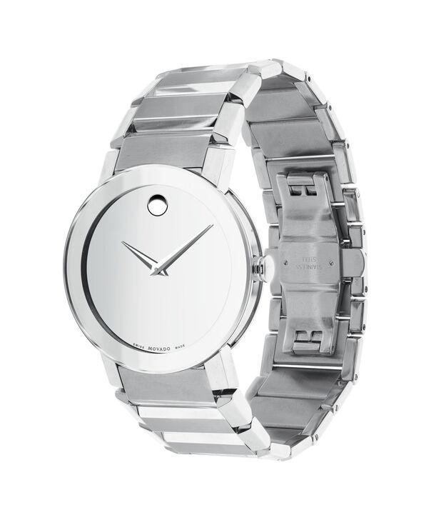 MOVADO Sapphire0606093 – Men's 38 mm bracelet watch - Side view