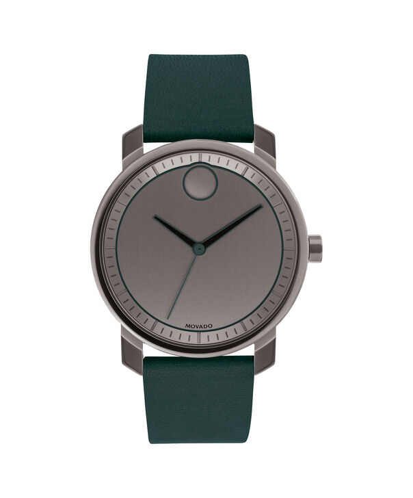 MOVADO Movado BOLD3600570 – Men's 41 mm strap watch - Front view